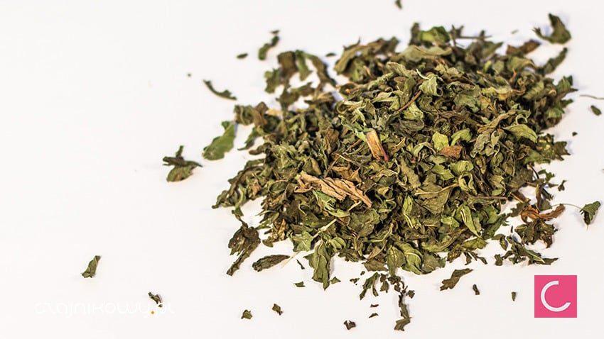 Herbata ziołowa Mięta Nana