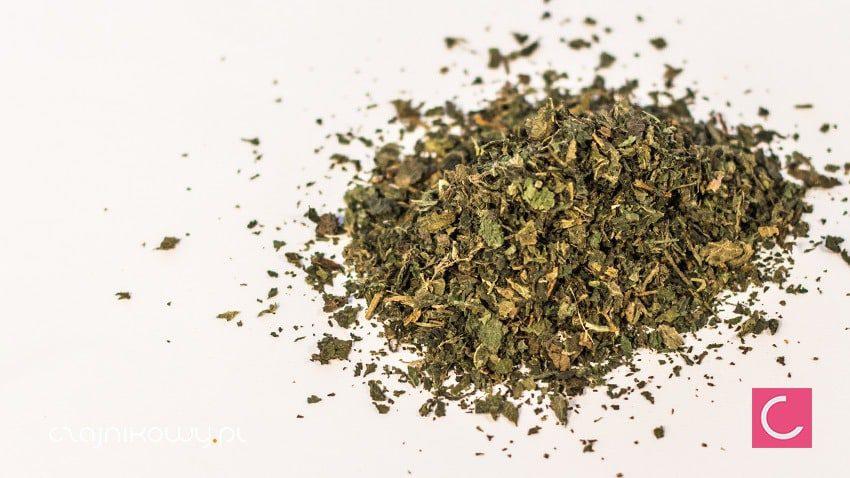 Herbata ziołowa Pokrzywa Zwyczajna