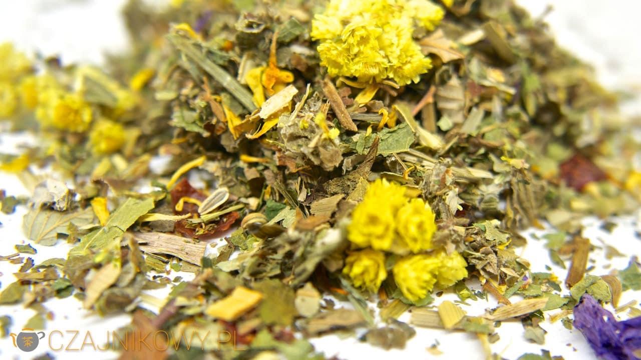 Herbata ziołowa Smukła Sylwetka
