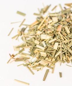 Herbata ziołowa trawa cytrynowa