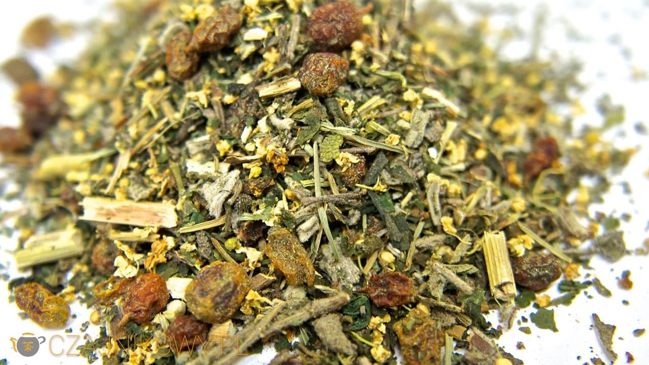 Herbata ziołowa Wzmacniająca Odporność