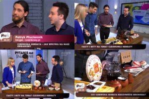 Pytanie na Śniadanie, TVP2: Obalamy mity na temat czerwonej herbaty