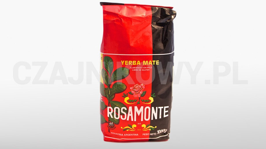 Yerba mate Rosamonte Elaborada