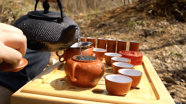 Ceremonia parzenia herbaty Gong-Fu Cha, Kung-Fu Cha