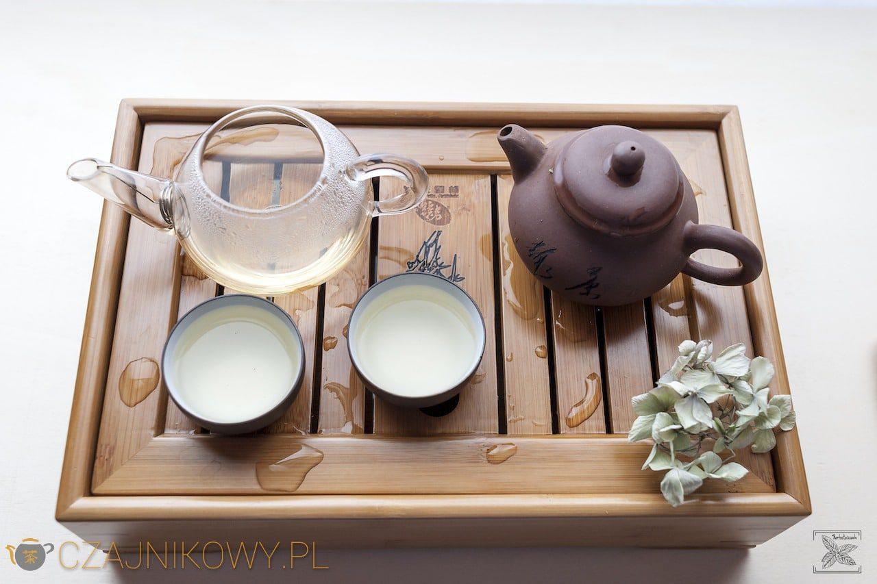 Herbata Mleczny Oolong: parzenie herbaty