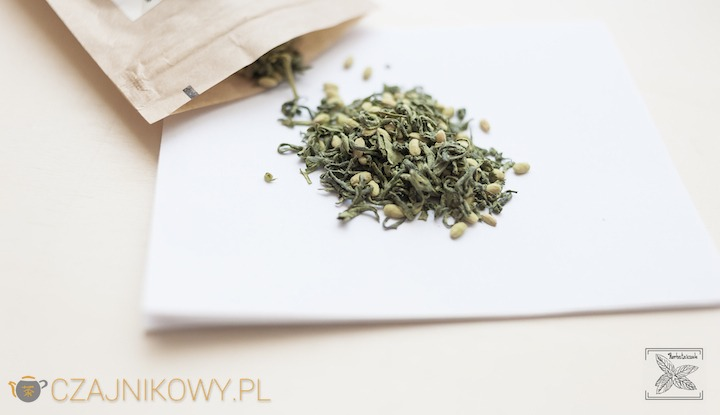 Herbata zielona koreańska Hyunmicha-Garucha