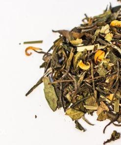 Herbata biała Ice Tea Imbirowo-Cytrynowa