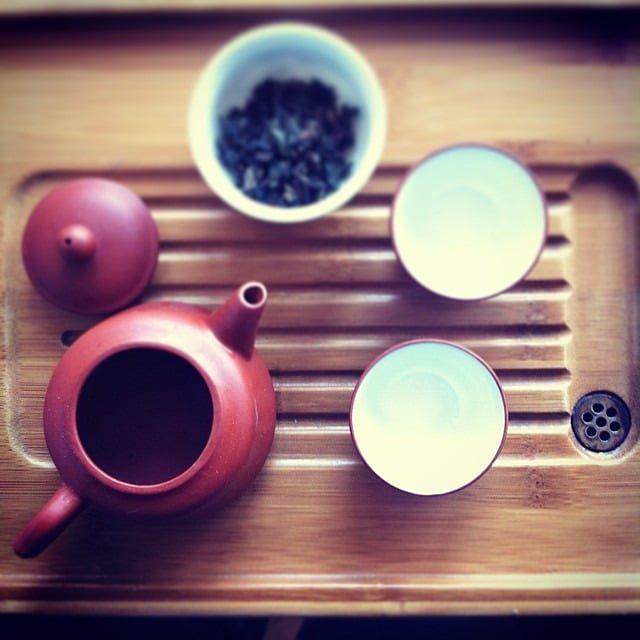 Parzenie herbaty z technicznego punktu widzenia, parzenie herbaty technicznie