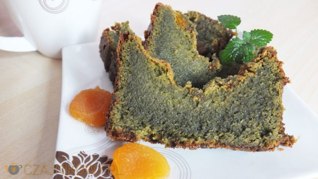 Przepis na ciasto z Yerba mate, greeny z Yerba mate