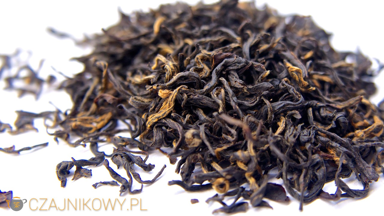 Herbata czarna Keemun Mao Feng