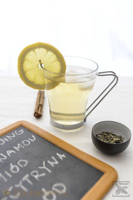 Napój izotoniczny z herbaty. Herbata zielona Long Jing na zimno: gotowe!