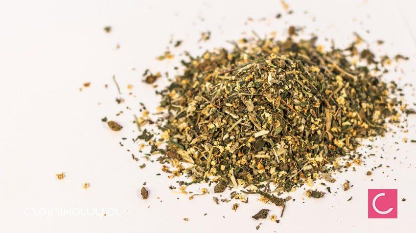 Herbata ziołowa CzystekHerbata ziołowa Czystek