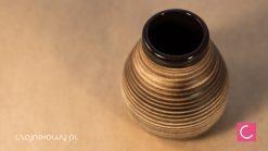 Matero do Yerba mate Ceramiczne Miodowe