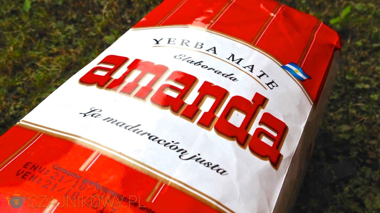 Yerba mate, wartości odżywcze Yerba mate Amanda