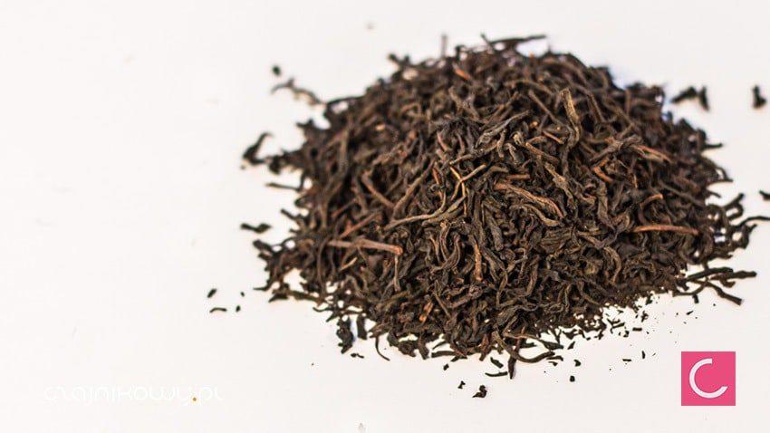 Herbata czarna Ceylon OP Greenfield Organiczna Organic