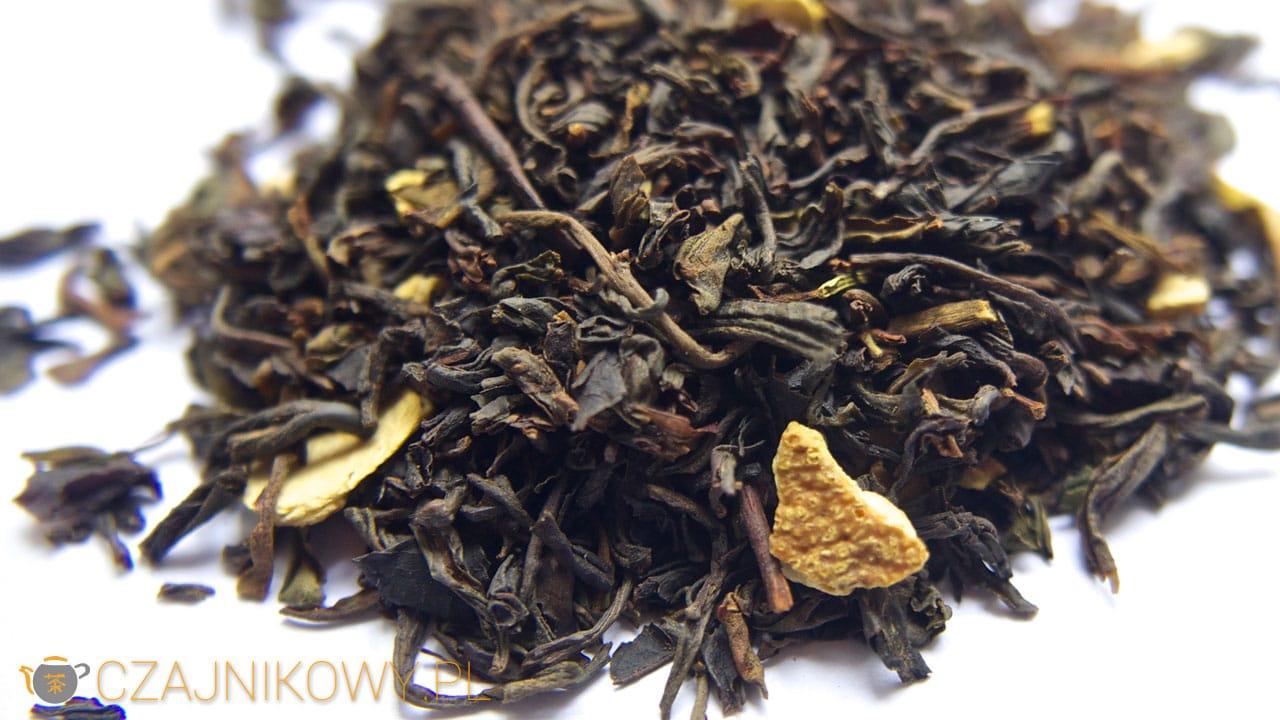 Herbata czarna Pomarańczowa Organiczna Organic