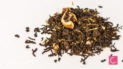Herbata czerwona Pu-erh brzoskwinia kombucha