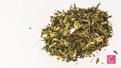 Herbata zielona Marakuja (Passion Fruit) Organiczna Organic