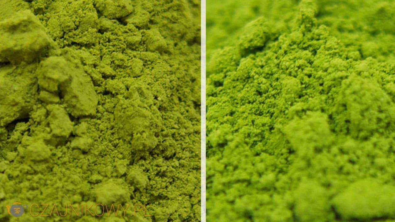 4 wskazówki jak odróżnić wysokiej jakości herbatę zieloną Matcha od niskiej jakości
