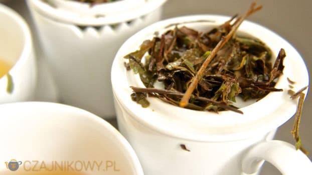 Herbata biała zdrowsza niż zielona. Warto pić gorącą herbatę białą