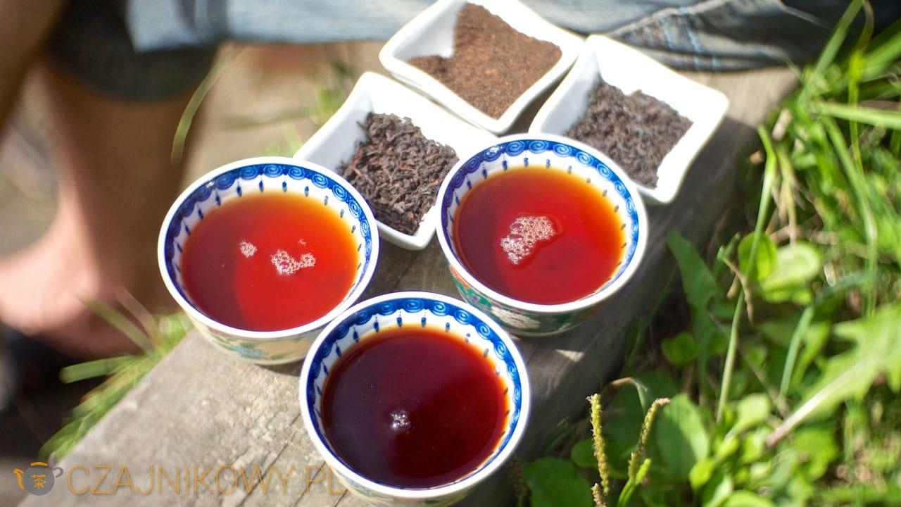 Herbata czarna Cejlon, Ceylon (Sri Lanka)