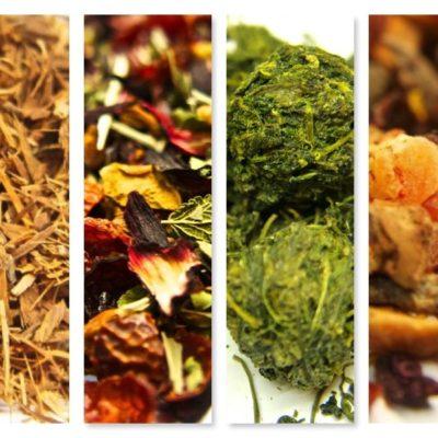 Herbata owocowa i ziołowa