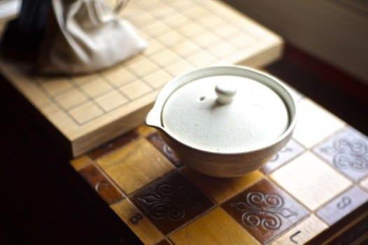 Wstęp do parzenia herbaty