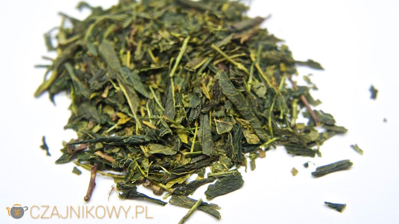 Wysokiej jakości herbata liściasta