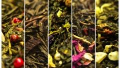 Zestaw Herbata zielona aromatyzowana