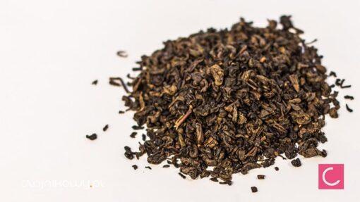 Herbata czarna Gunpowder Black czarny