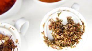 Produkcja herbaty. Proces produkcji herbaty a kolory herbaty