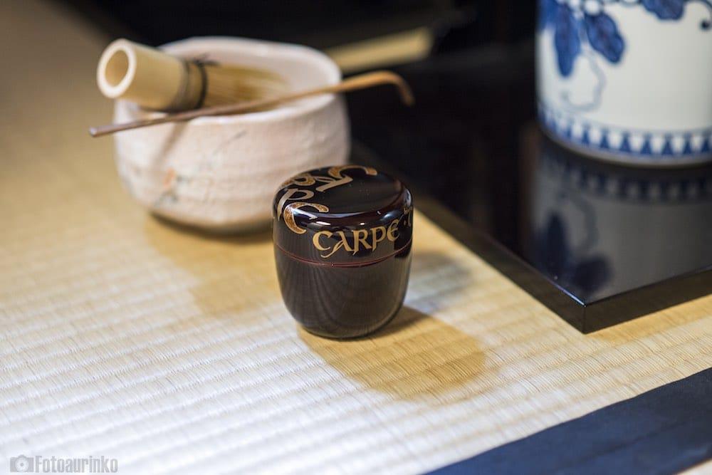 Japonia okiem herbacianego turysty: Juan w Kioto
