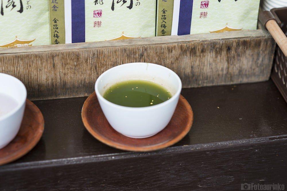 Japonia okiem herbacianego turysty: Złota herbata w Kioto