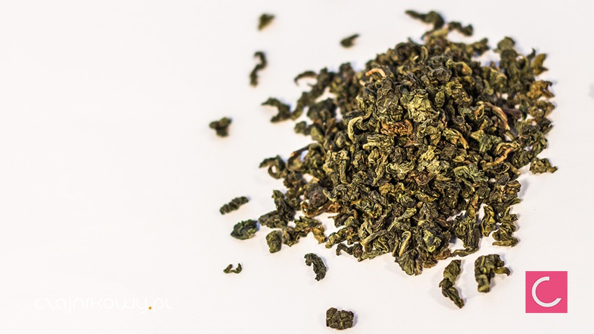Herbata oolong Ti Kuan Yin