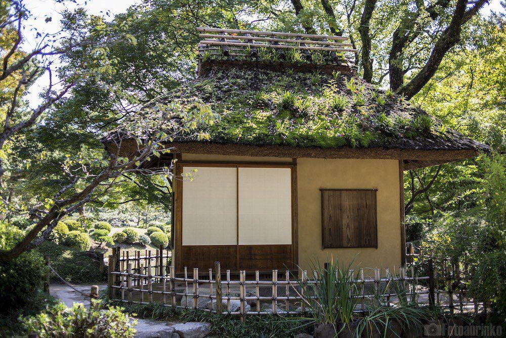 Pokój herbaciany, Hiroszima