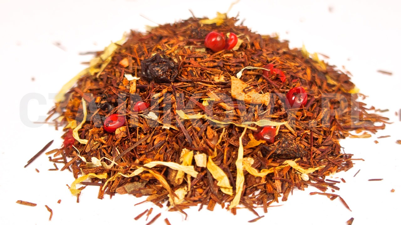 Herbata rooibos Rozgrzewająca