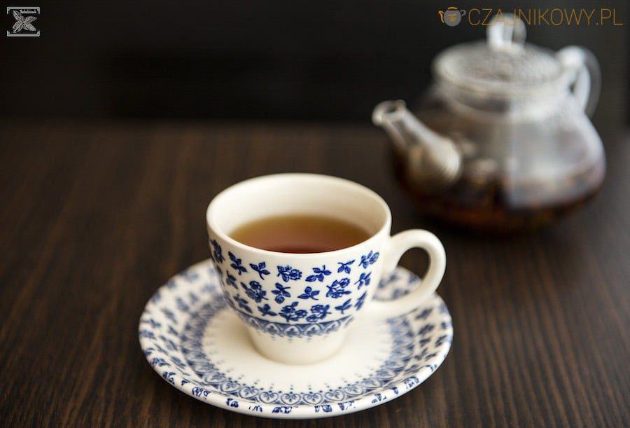 Zaparzona herbata czarna Assam