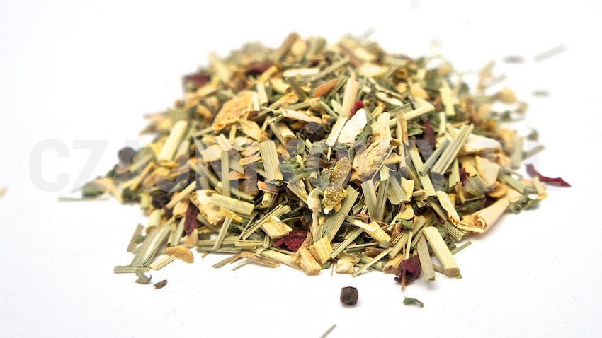 Herbata ziołowa Imbir Cytryna organiczna organic