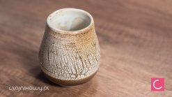 Matero do Yerba mate Wulkan ceramika artystyczna