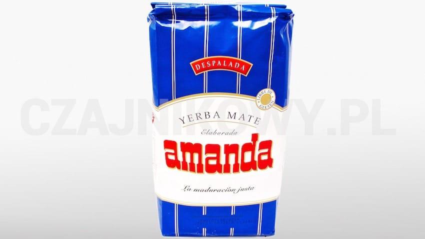 Yerba mate Amanda Despalada 1kg