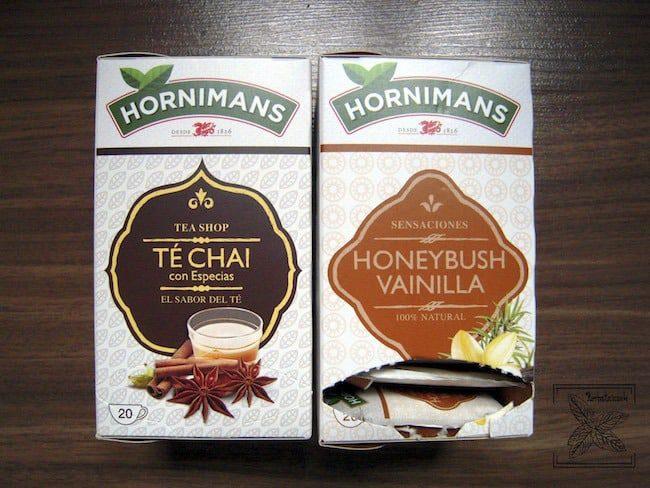 Jedna z lepszych marek herbacianych w Hiszpanii