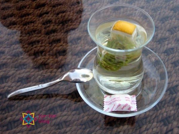 Herbata w Turcji: Ada cayi