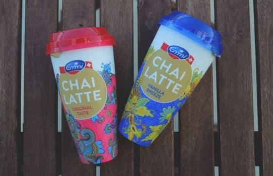 Chai Latte w Szwajcarii