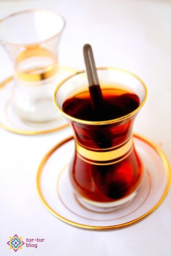 Herbata w Turcji: czarna herbata