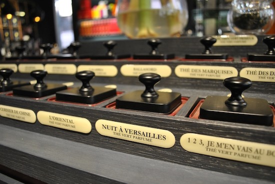 Herbata w Francji: Dammann