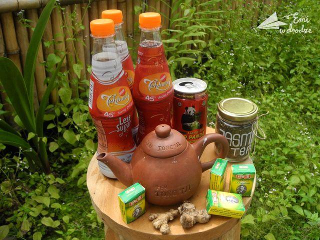 Indonezyjska herbata