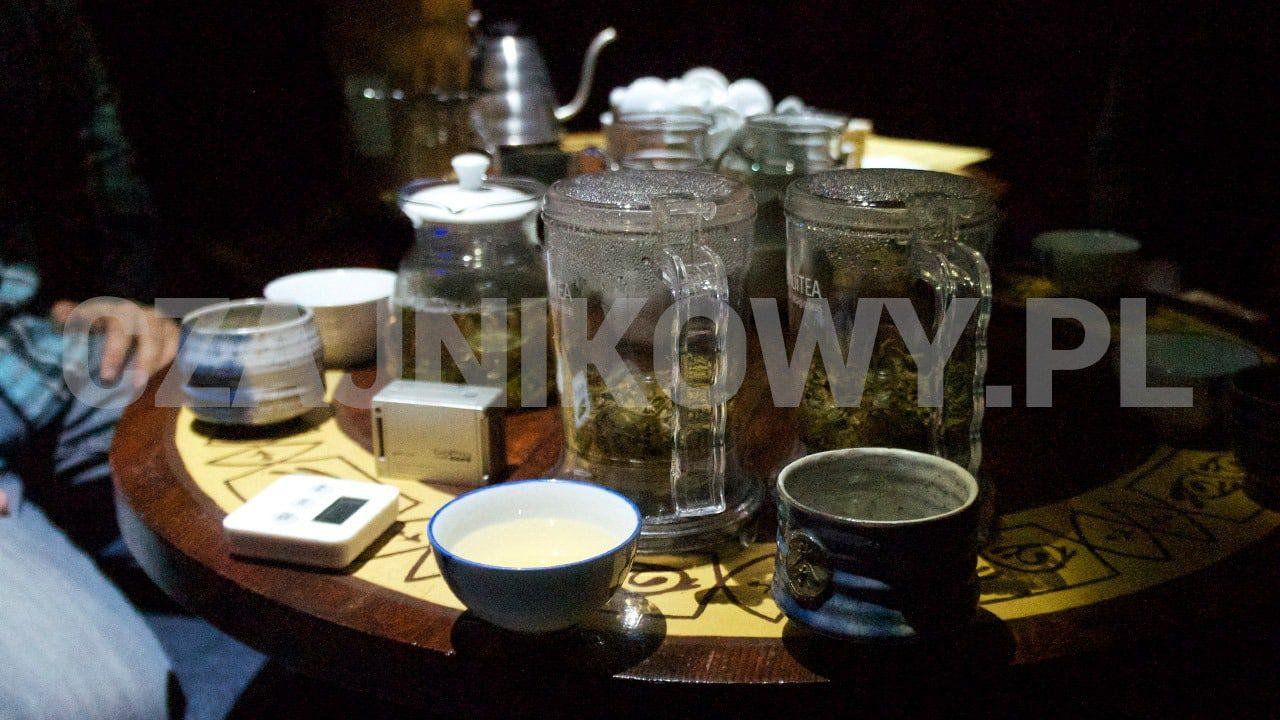 Parzenie herbaty w IngenuiTea