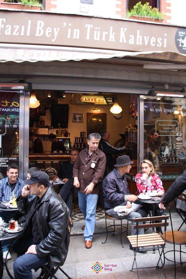 Herbata w Turcji: stambulska kawa