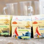 Test japońskiej herbaty z Lidla (Vitasia): Sencha, Bancha, Genmaicha opinie