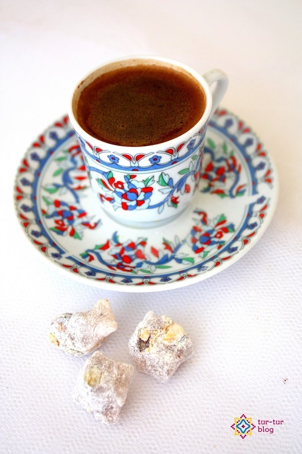 Herbata w Turcji: turecka kawa